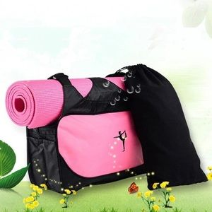Multi-function Crossbody Sports Bag + Mat